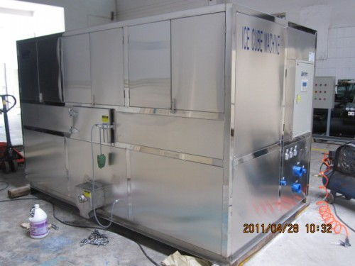 Ice Cube Making Machine Commercial Use High Quality Ice
